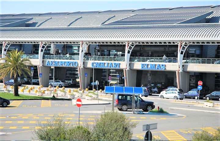 Aeroporto_Cagliari_ELMAS_b&b A View on Cagliari
