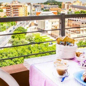 Terrazza Bed & Breakfast A View on Cagliari centro