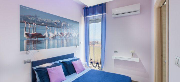 bed and breakfast Cagliari camera lilla