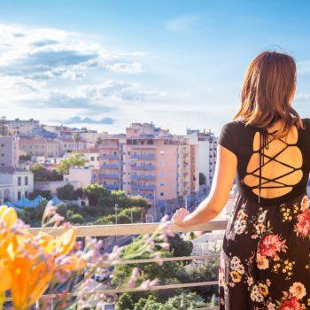 B&B A View on Cagliari bb